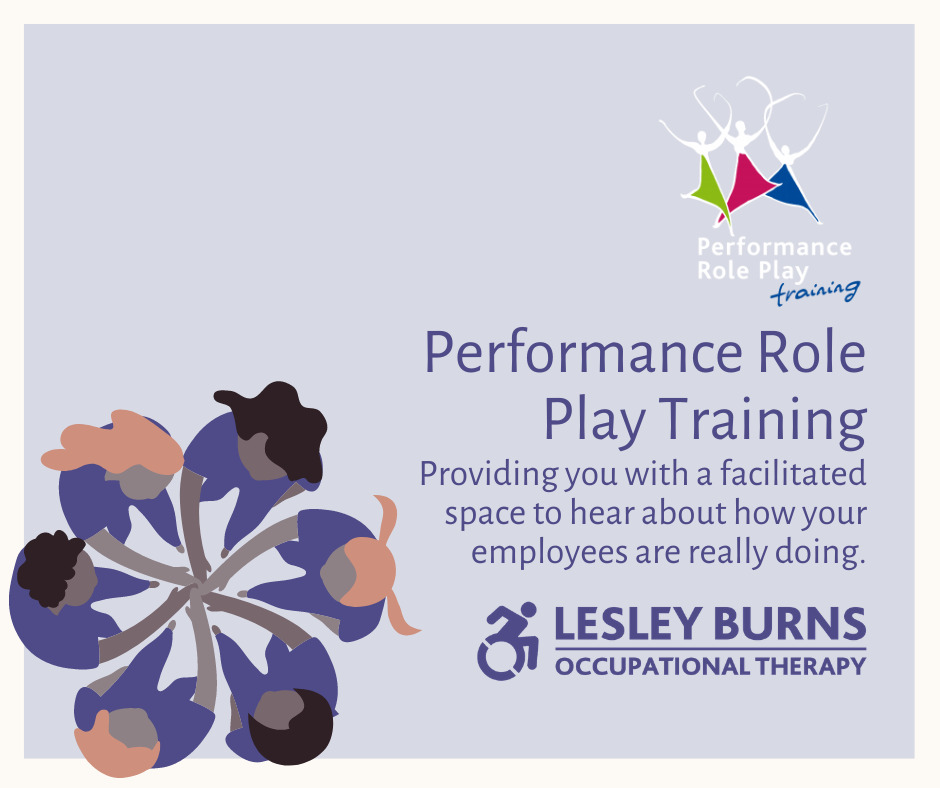 Performance role play training